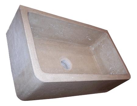 Stone Apron Sink : Cast Stone Apron Sink Photo